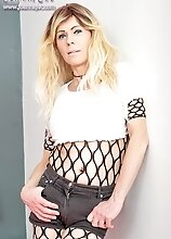 Joanna Jet - A Holey Outfit